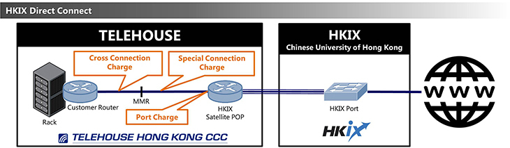 HKIX Direct Connect Service